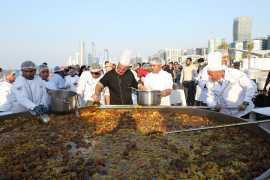 World Record Broken at Abu Dhabi Food Festival