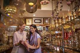 Департамент культуры и туризма Абу-Даби открывает первый сезон весенней распродажи розничных товаров Абу-Даби