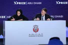 Правительство Абу-Даби и Фонд XPRIZE подписали стратегическое соглашение по развитию экосистемы в Абу-Даби