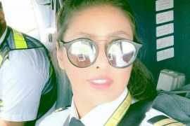 В Саудовской Аравии появилась первая женщина-пилот на коммерческих рейсах