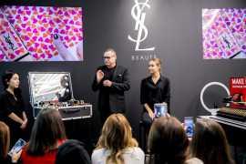 圣罗兰YSL 美妆精品店在迪拜盛大开幕